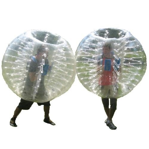 Bumperbal / Bubble Voetbal