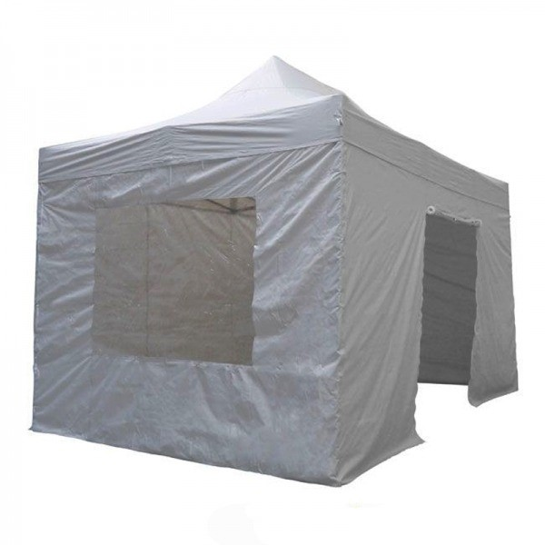 Easy Up Tent 3x4,5m Grijs