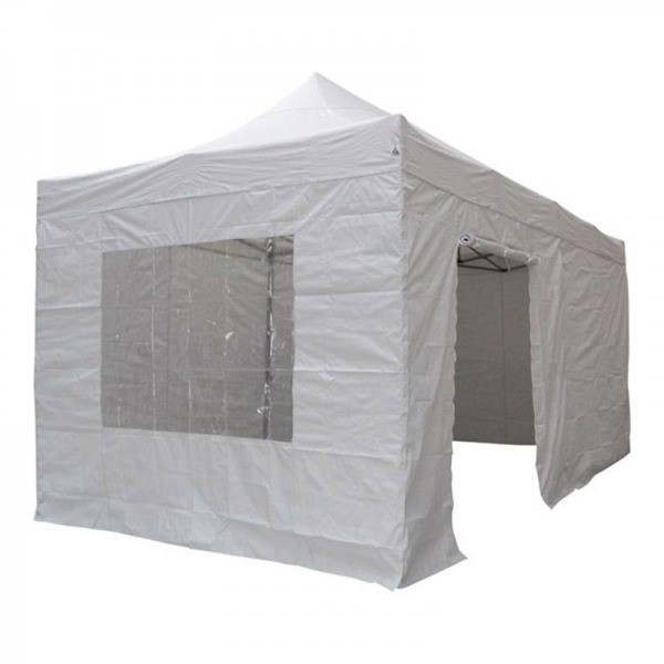 Easy Up Tent 3x6m Grijs