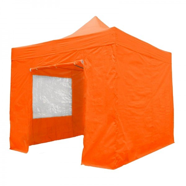 Easy Up Tent 3x3m Oranje