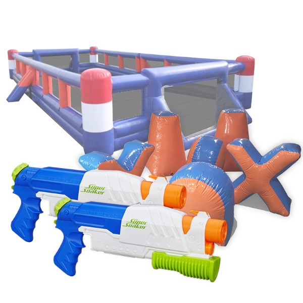 Super Soaker Arena